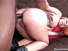 Madelyn Monroe Likes To Feel Black Rod In Her Ass 3